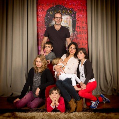 Famille L, Paris 2013.