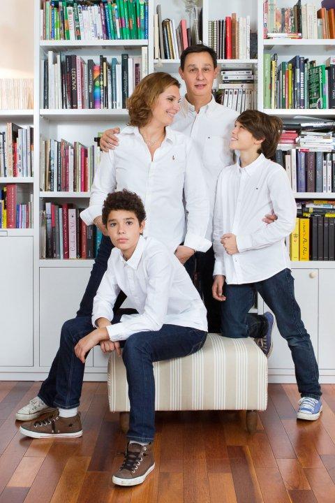 Famille C, Orgeval 2013.