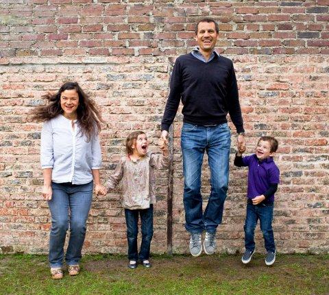 Famille L, Garches, 2011.