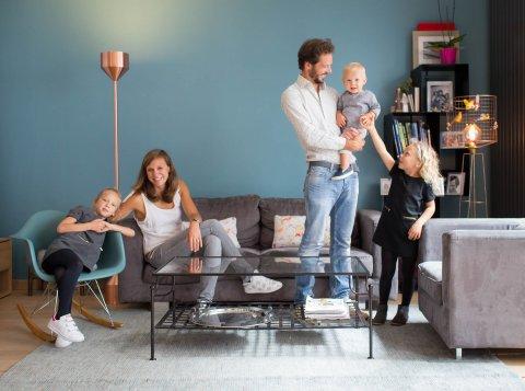 Famille J, Boulogne-billancourt, 2015.