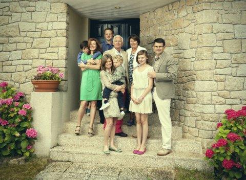 Famille A, Saint Cast, 2011.