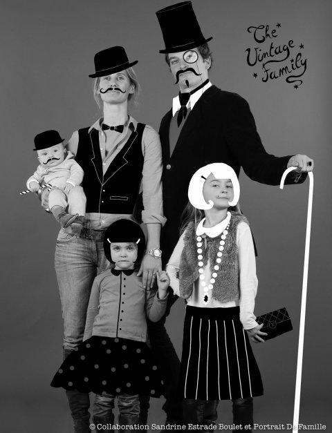 Vintage Family, Paris 2012.