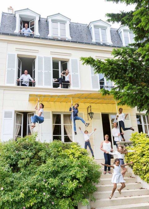 Famille S, Carrières-sur-seine 2018.