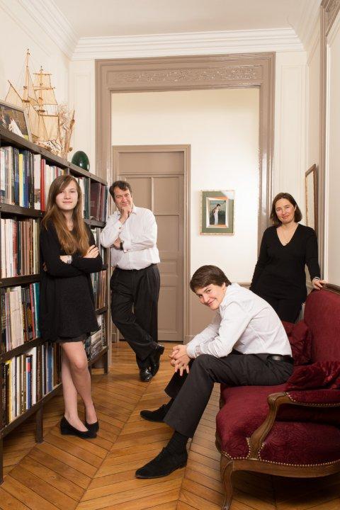 Famille DR, Paris 2013