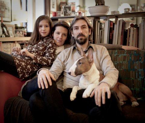 Famille GI, Boulogne, 2010.