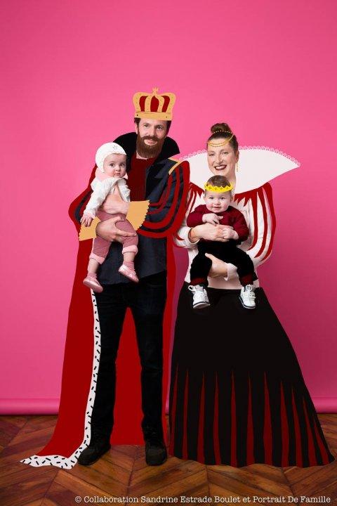 Royal family Bis