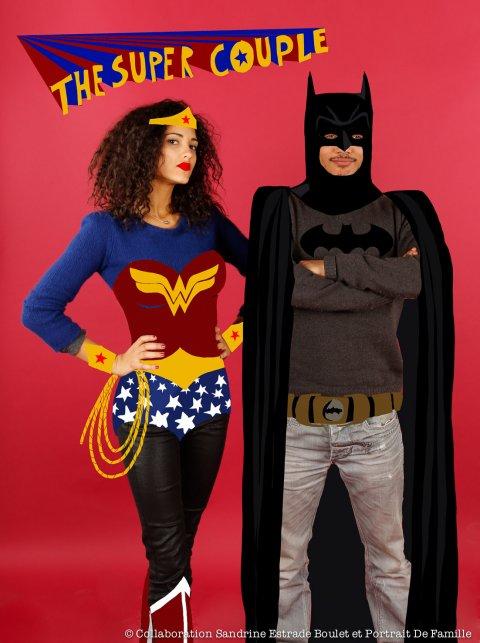 The Super Couple, Paris 2012.