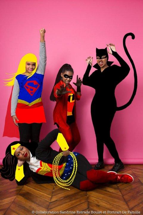 Super Women Family