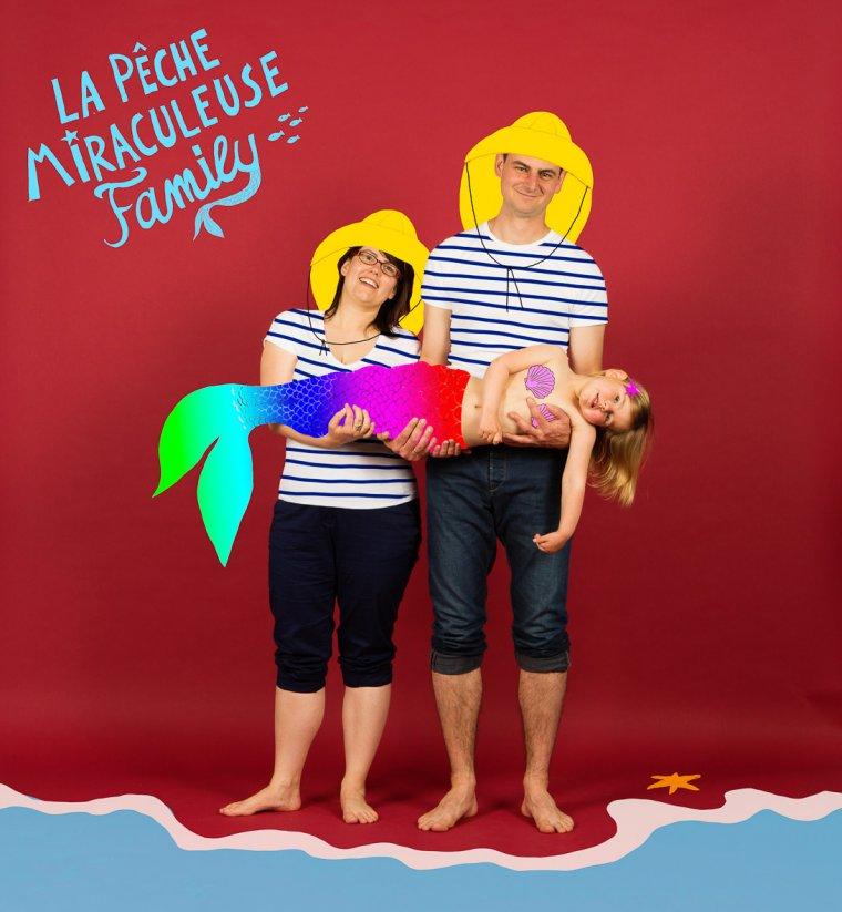 Pêche Miraculeuse Family Bis, Paris 2013