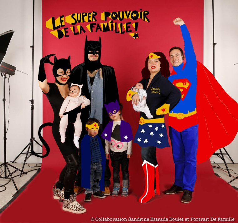 Power to the Family, Paris 2012.