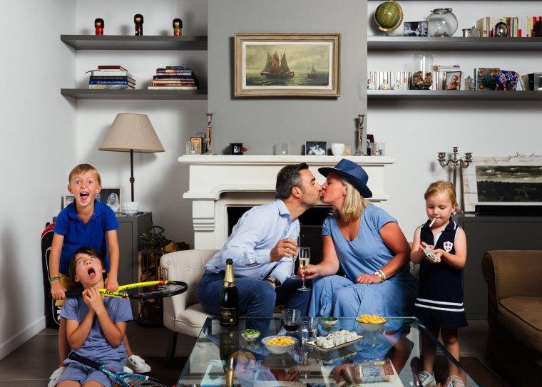 Séance photo de Famille D. Rueil Malmaison  2019