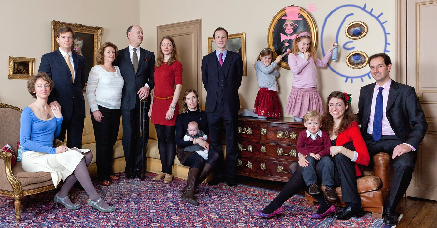 Fabuleux Portrait de Famille - Photos de famille de qualité depuis 2010 YV18